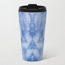 Pattern of clouds 01 Travel Mug
