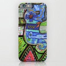 Blue Guy Slim Case iPhone 6s