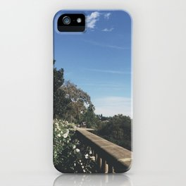 LA Hike iPhone Case