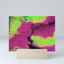 Cosmic Clouds Mini Art Print