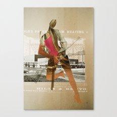 WesternQueen Canvas Print