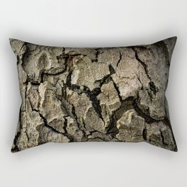 Bark 1 Rectangular Pillow