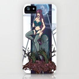 Zombie & Vampire iPhone Case