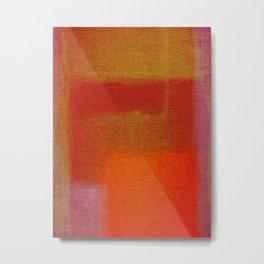 Art Contemporary Metal Print
