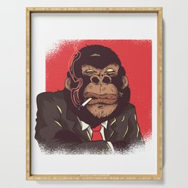 Gorilla Serving Tray