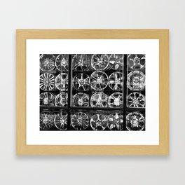 Rims Framed Art Print