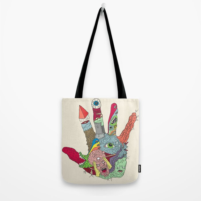 Put'er There Tote Bag
