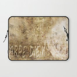 carpe diem Laptop Sleeve