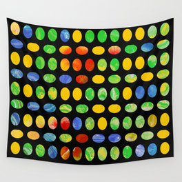 Jelly Beans Wall Tapestry