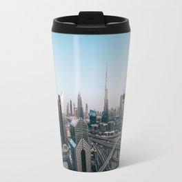 View from Dubai Travel Mug
