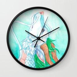 Fanart Haku Wall Clock