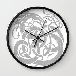 JÖRMUNGANDR Wall Clock