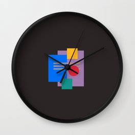 Stranger 80s Wall Clock