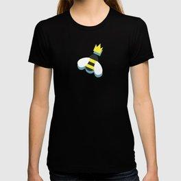Queen bee and honeybees T-shirt