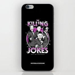The Killing Jokes iPhone Skin