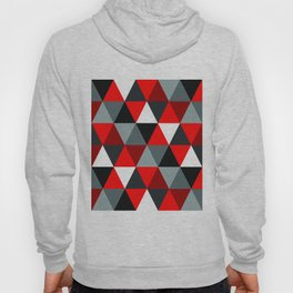 Triangular Pattern 2 Hoody