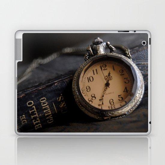 Pocket Watch Laptop & iPad Skin