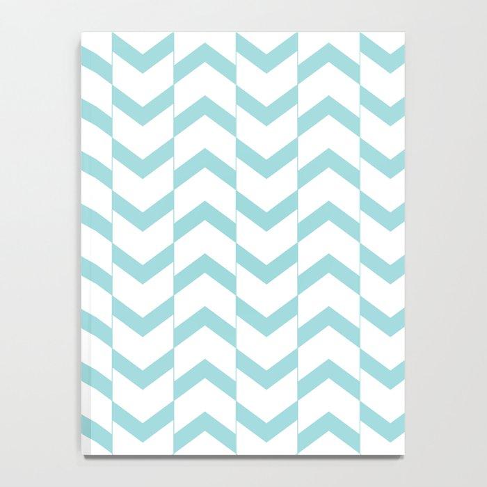 Limpet shell chevron  Notebook