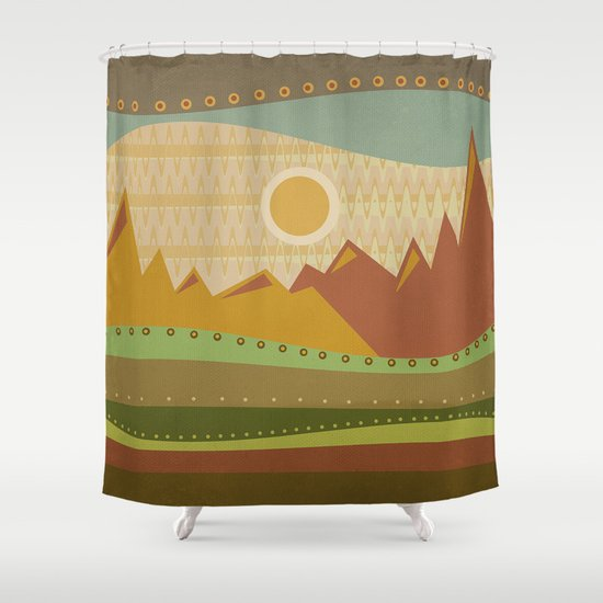 Textures/Abstract 137 Shower Curtain
