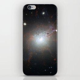 Bright galaxy iPhone Skin