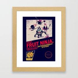 SuperFNinja Framed Art Print