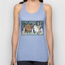 Wild and Wooly- Max Unisex Tank Top