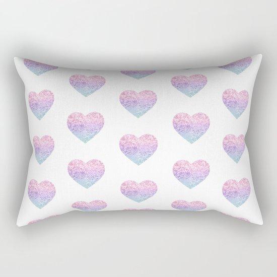 Unicorn Girls Glitter Heart #1 #shiny #pastel #decor #art #society6 by anitabellajantz