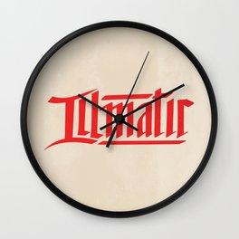 illmatic Wall Clock