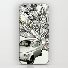 Toot iPhone & iPod Skin