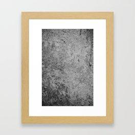 Concrete 1 Framed Art Print