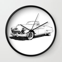 50 Futuramic Wall Clock