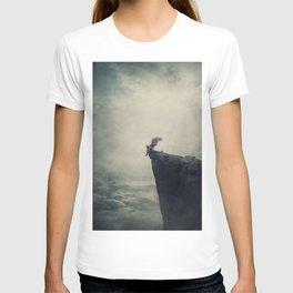 Angel fallen into Limbo T-shirt