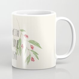 love is enough Coffee Mug