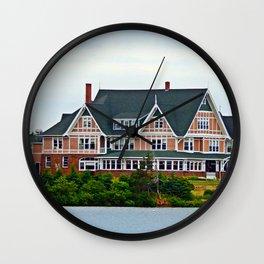 Dalvay by the Sea Wall Clock
