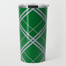 Slytherin Argyle Travel Mug