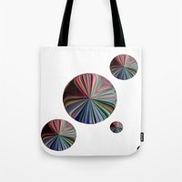 circle Tote Bags featuring circle by  Agostino Lo Coco