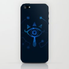 Zelda: Breath of the Wild iPhone & iPod Skin