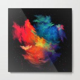 Rainbow colors Metal Print