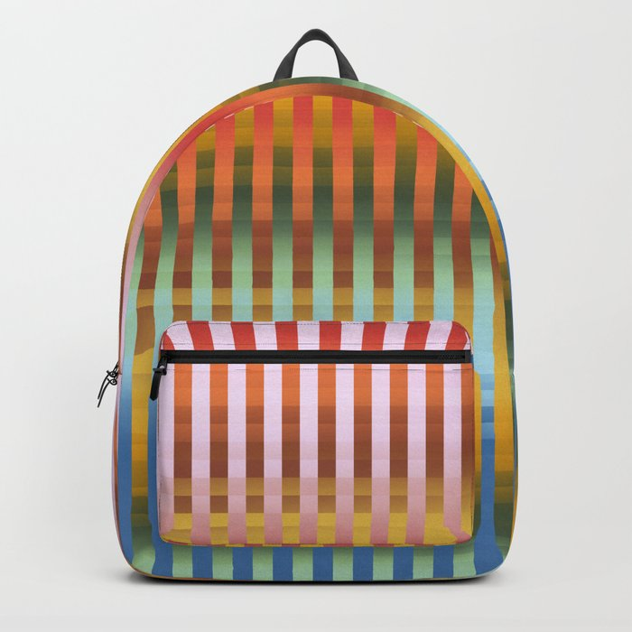 Abstract pattern 61 Backpack