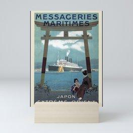 Nautical Art 100 Mini Art Print