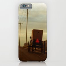 Welcome to Amish Country iPhone 6 Slim Case