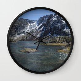 Ellery Lake Wall Clock