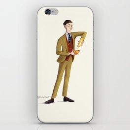 mr. Mustard iPhone Skin