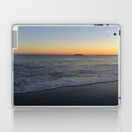 Sunset-Marblehead MA (Seagull) Laptop & iPad Skin