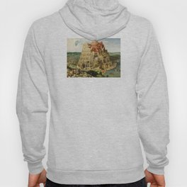 The Tower of Babel 1563 Hoody