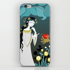 Snowhite and the Evil Witch iPhone & iPod Skin
