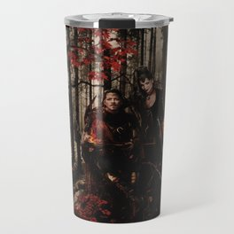 Outlaw Queen - Prince of Thieves and The Queen Travel Mug