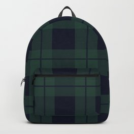 Woodsman Lumberjack Flannel Backpack