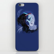 Retold with Unicorns iPhone Skin