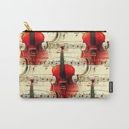 Violin Concerto Carry-All Pouch